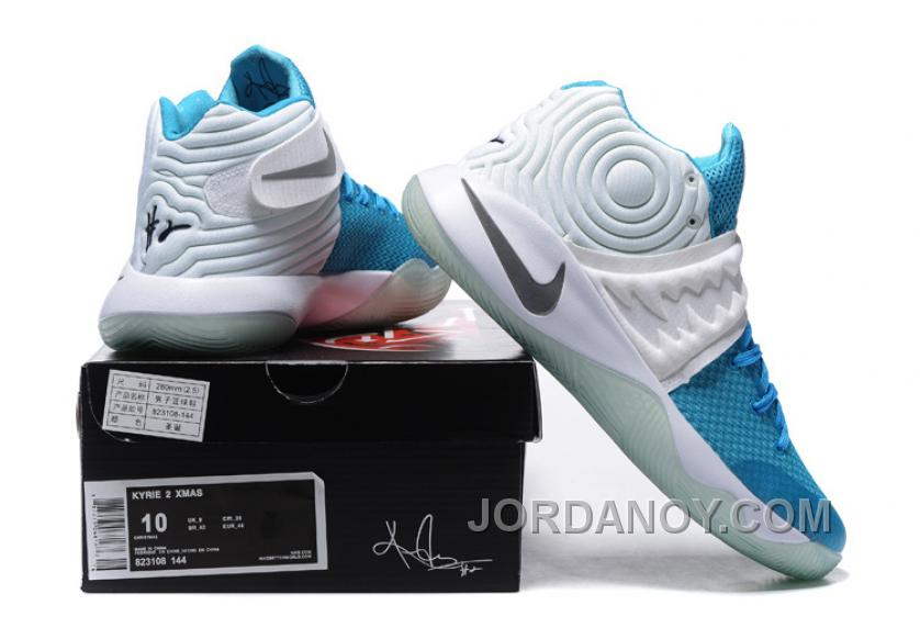 detailed look 1d9fa 668b2 Release Date December 26 2015-Nike Kyrie 2 Christmas For Sale Free Shipping