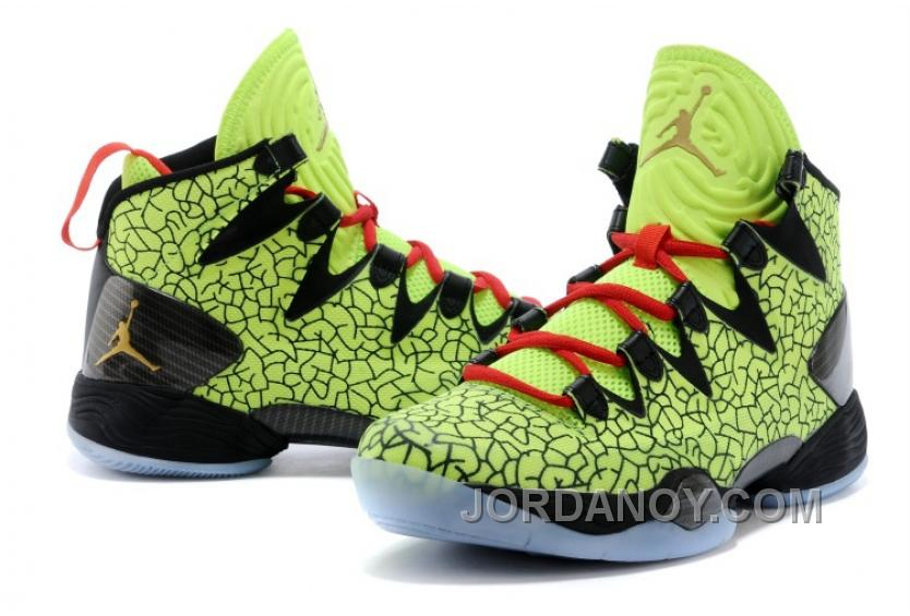 "hot sale online f8164 6bfdd Super Deals Air Jordans XX8 SE ""All-Star"" PE Volt Metallic Gold"