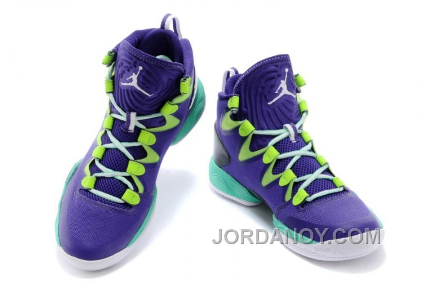 "best loved 274f7 48c35 Christmas Deals Air Jordans XX8 SE ""Mardi Gras"" Russell Westbrook PE Court  Purple/Black-Flash Lime"