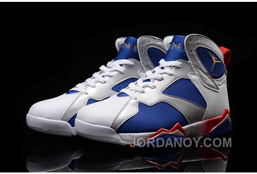 "6e17d5a30882 2017 Air Jordan 7 Olympic ""Tinker Alternate"" Super Deals"