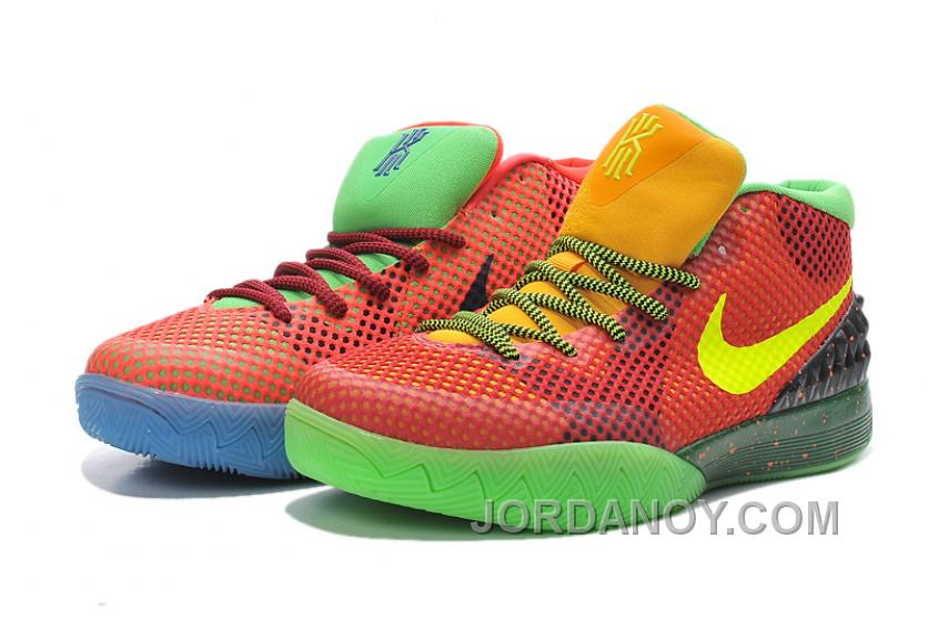 """b1def935f2e8 Cheap Nike Kyrie 1 """"What The ID"""" Basketballs Shoes For Sale Online Lastest"""