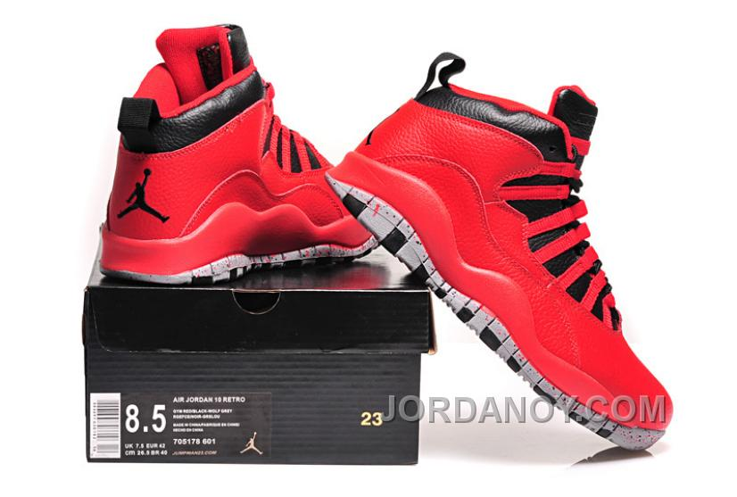 "premium selection 1676c d73e8 For Sale Girls Air Jordan 10 ""Bulls Over Broadway"" Shoes"