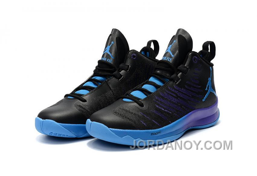 "6278dff8b471 New Jordan Super.Fly 5 X ""Black Grape"" Discount"