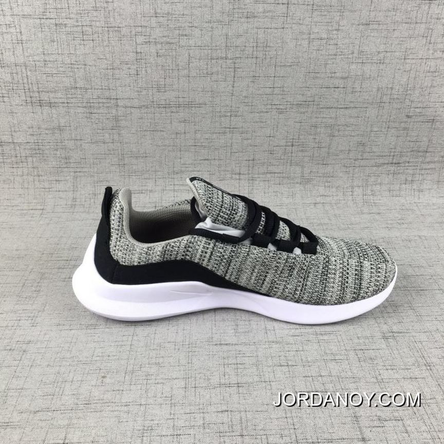 d9a318453 110110 Nike PRESTO UNCAGED Super Light Breathable Trot High Elastic  Knitting Running Shoes 2018 Copuon