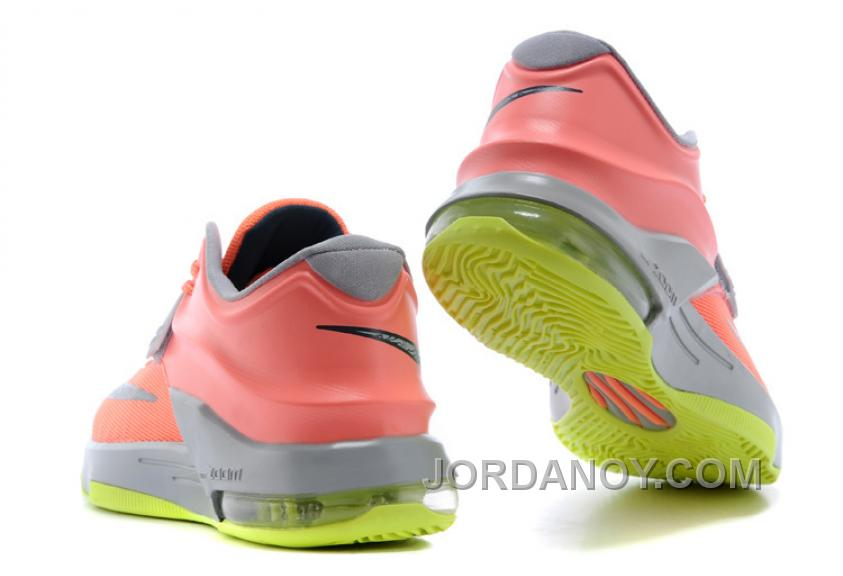 """Christmas Deals Nike Kevin Durant KD 7 VII """"35000 Degrees"""" Bright ..."""