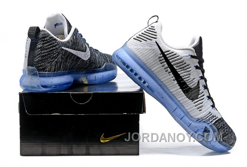 "34dabb404301 2017 Nike Kobe 10 Elite Low HTM ""Shark Jaw"" Online"