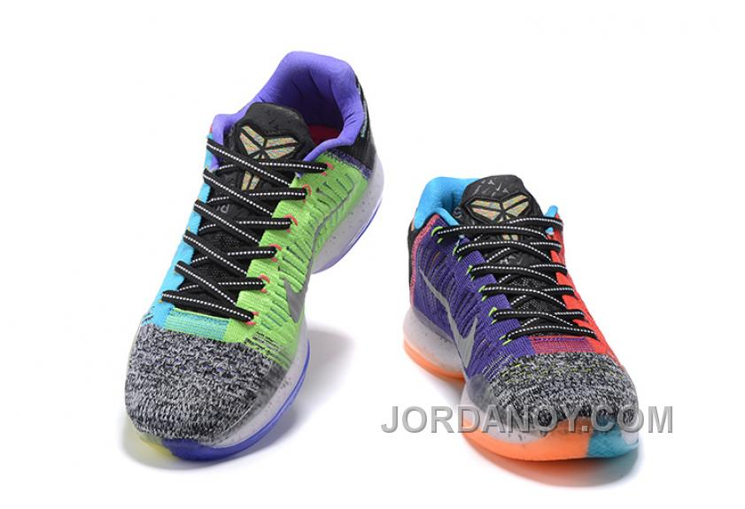 promo code a813a c1b3a ... wholesale 2017 nike kobe 10 elite low what the for sale e107b 8d027