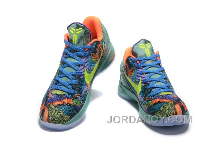 "a877c4ab11b Nike Zoom Kobe 6 Prelude ""All Star MVP"" Basketball Shoes Top Deals ..."
