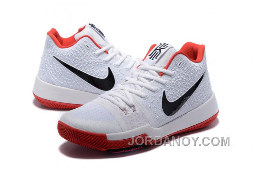 b57dbe23e908 ... new zealand nike kyrie 3 mens basketball shoes white red cheap to buy  pc3zm 7d42e a1be8