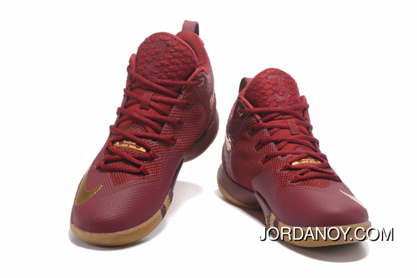 info for 9fc33 d9103 ... promo code for nike lebron ambassador 9 wine red gold gum new style  612fa aa667
