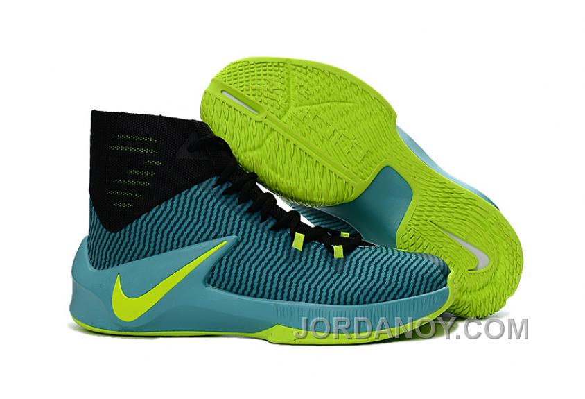 new styles c189e b77f8 ... spain nike zoom clear out black camo green basketball shoes for sale  cf590 1a13d