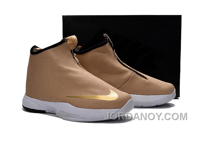 "Nike Zoom Kobe Icon Jacquard ""Metallic Gold"" 2016 Lastest"