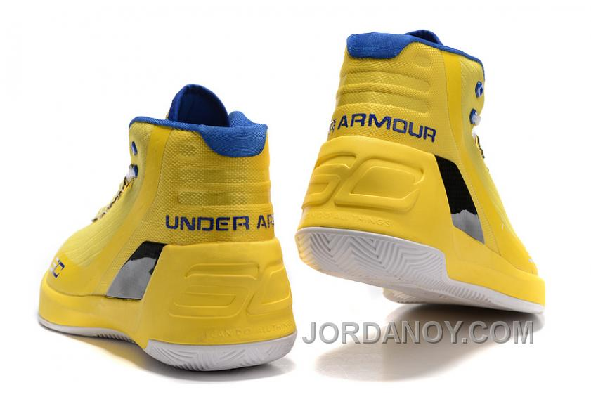b789822bc3d8 For Sale UA Curry 3 Zoom Yellow